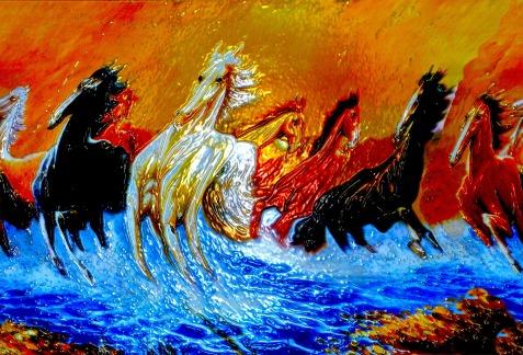 horses-1470265_1920